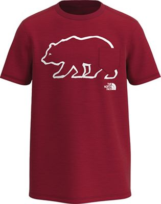 The North Face Boys' Tri-Blend SS Tee