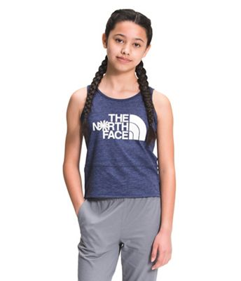 The North Face Girls' Tri-Blend Tank