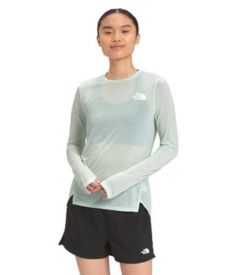 The North Face Women's Up With The Sun LS Shirt