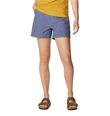 Mountain Hardwear Women's Cotton Ridge 4 Inch Short