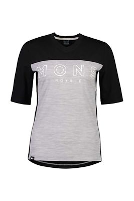 Mons Royale Women's Redwood Enduro VT Shirt