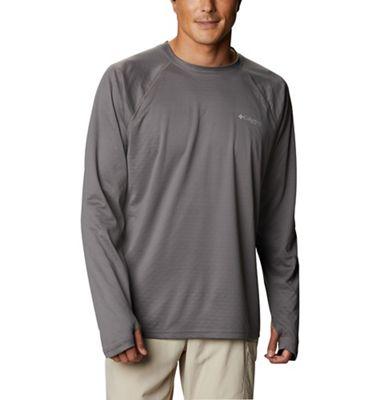 Columbia Men's PFG Zero Rules Ice LS Shirt