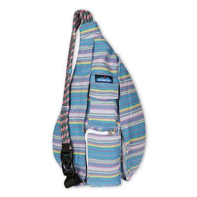 KAVU Interwoven Rop Bag