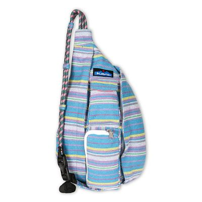 KAVU Mini Interwoven Rope Bag