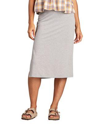 Toad & Co Women's Piru Midi Skirt