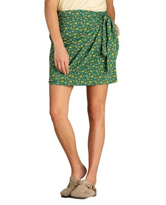 Toad & Co Women's Sunkissed Wrap Skirt