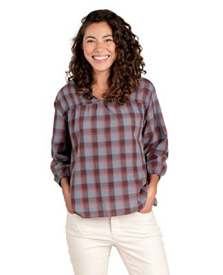 Toad & Co Women's Willet 3/4 Sleeve Shirt