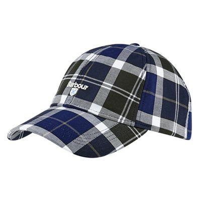Barbour Men's Tartan Sports Cap