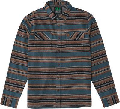 HippyTree Men's Rialto Eco Flannel Shirt
