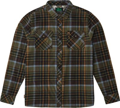 HippyTree Men's Rockaway Eco Flannel