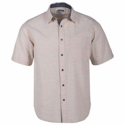 Mountain Khakis Men's Phelps Short Sleeve Woven Classic Fit Shirt