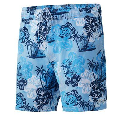 Huk Men's KC Playa 6 Inch EW Printed Boardshort