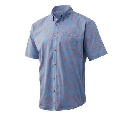Huk Men's Kona Stackin' Bills Shirt