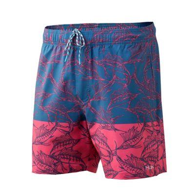 Huk Men's Playa 6 Inch EW Printed Boardshort