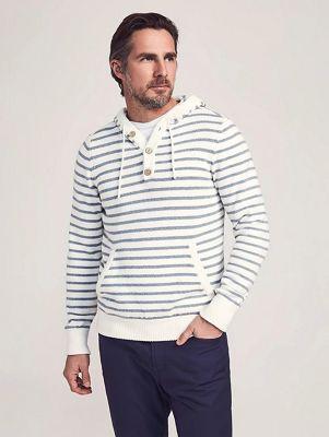 Faherty Men's Cove Sweater Hoodie