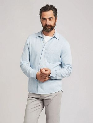 Faherty Men's The All-Time Shirt
