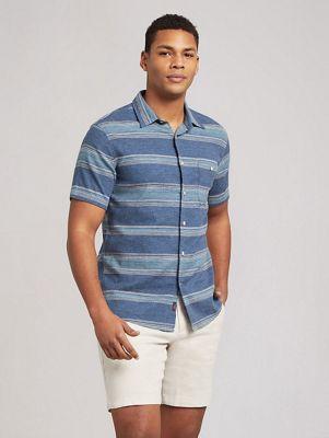 Faherty Men's The Breeze SS Shirt