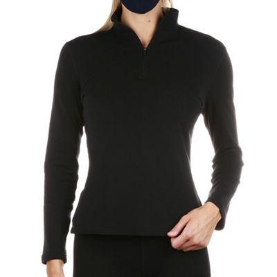 Hot Chillys Women's Micro Plush Zip-T