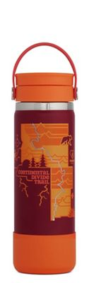 Hydro Flask Scenic Trails Limited Edition 20oz Wide Mouth w/ Flex Sip Lid