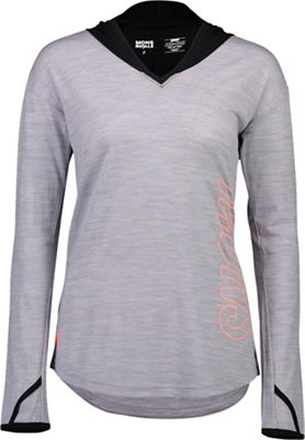 Mons Royale Women's MTN x Hood LS Top