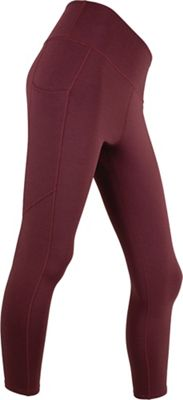 Polarmax Women's Stretch3 Super Mid-Weight Pocket Capri