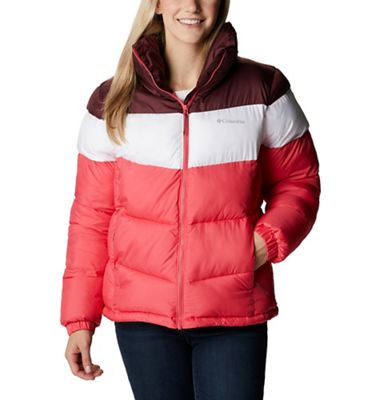 Columbia Women's Puffect Color Blocked Jacket