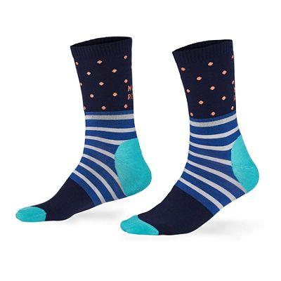 Mons Royale Women's All Rounder Spots Crew Sock