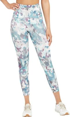 Spanx Women's Booty Boost Active Printed 7/8 Legging