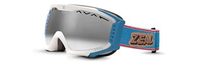 Zeal Men's Outpost Snowboard Goggles