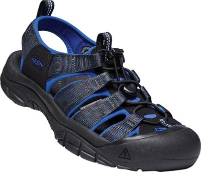 KEEN Men's Newport H2 Water Sandal with Toe Protection