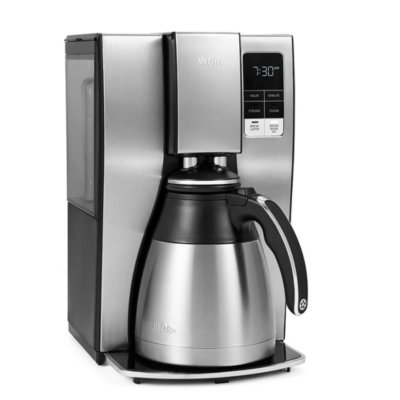 Mr. Coffee® Stainless Steel 10 Cup  Programmable Coffee Maker