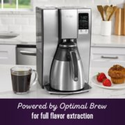 Mr. Coffee® Stainless Steel 10 Cup  Programmable Coffee Maker image number 1