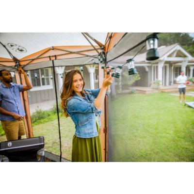 12 x 10 Back Home™ Screened Canopy Sun Shelter with Instant Setup