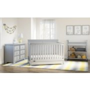 convertible crib in play room image number 10