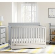 convertible crib in play room image number 11