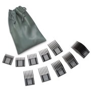 10-piece hair clipper blade set image number 0