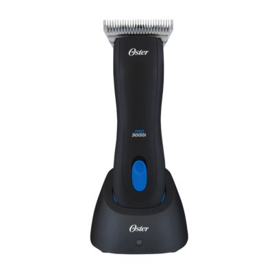 Oster® Pro3000iTM Cordless Clipper Powered by Lithium-Ion Battery Technology with #10 Wide Blade