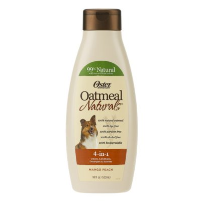 Oster® Oatmeal Essentials Gentle 4 IN 1 Shampoo