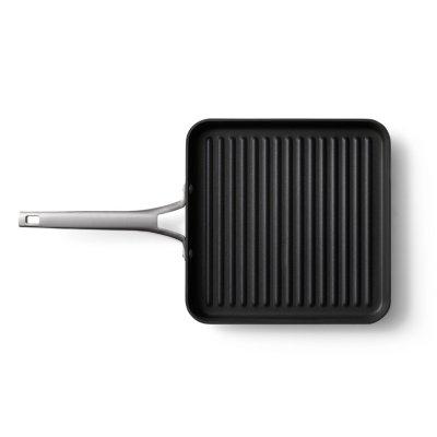 Calphalon Premier™ Hard-Anodized Nonstick 11-Inch Square Grill Pan