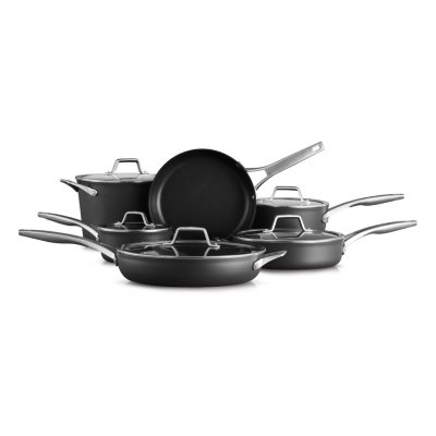 Calphalon Premier™ Hard-Anodized Nonstick 11-Piece Set