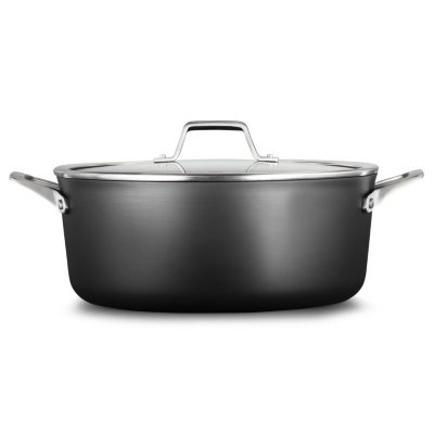 Calphalon Premier™ Hard-Anodized Nonstick 8.5-Quart Dutch Oven