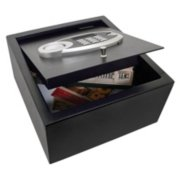 open top-opening anti-theft drawer safe image number 1