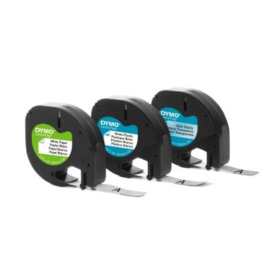 DYMO LetraTag Label Variety Pack
