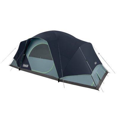 Skydome™ 12-Person Camping Tent XL, Blue Nights