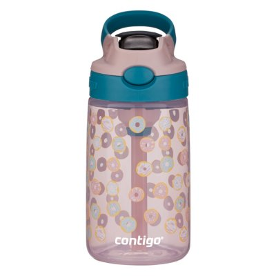 Kids Straw Water Bottle with AUTOSPOUT® Lid, 14oz