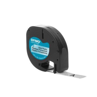 DYMO LetraTag Plastic Labels