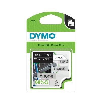 DYMO D1 High Performance Flexible Nylon Fabric Tape