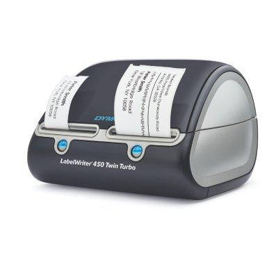 DYMO LabelWriter 450 Twin Turbo Direct Thermal Label Printer
