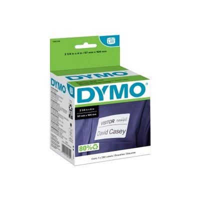 DYMO LabelWriter Name Badge Labels