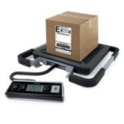 digital shipping scale weighing package image number 2